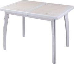 Обеденный стол Обеденный стол Домотека Каппа ПР 72x104(141)x75 (прямоугольный) (БЛ 07 пл42)