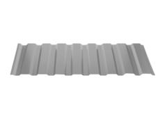 Профнастил Профнастил МКтрейд МП20 (односторонний пэ глянец 0.4 мм RAL 7004)