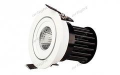 Встраиваемый светильник Arlight LTD-95WH 9W Day White 45deg