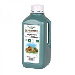 Защитный состав Защитный состав Лакра Здоровый Дом для удаления грибковых поражений и окрасок (1 кг)