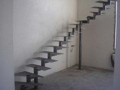 Металлическая лестница Вестпро Пример 95