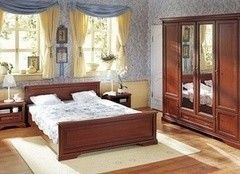 Кровать Кровать BRW Stylius 158х198 NLOZ 160