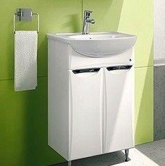 Мебель для ванной комнаты Belux Тумба Сонет-Сити Н 50
