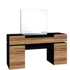 Туалетный столик Глазовская мебельная фабрика Hyper венге/палисандр