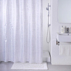 Iddis Штора для ванной комнаты Silver Gauze 341P20RI11