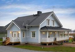 Каркасный дом Каркасный дом ИП Сопин А.В. Пример 284