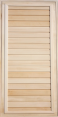 Дверь для бани и сауны Дверь для бани и сауны Doorwood Глухая (петли в комплекте)