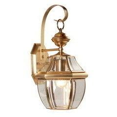 Уличное освещение Arte Lamp Vitrage A7823AL-1AB