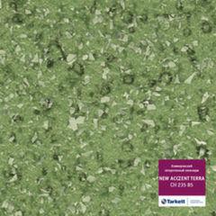 Линолеум Зеленый линолеум Tarkett New Acczent Terra CH235 85