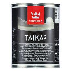 Защитный состав Защитный состав Tikkurila Taika Helmiaislasyyri двухцветная лазурь
