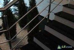 Каменная лестница ЛюксСервисСтоун Вариант 6