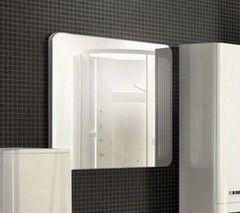 Мебель для ванной комнаты Акватон Зеркало Валенсия 75 (1A124702VA010) белое