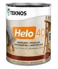 Лак Лак Teknos Helo 40 (0.9 л)