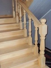 Элементы ограждений и лестниц Альфалес Пример 5