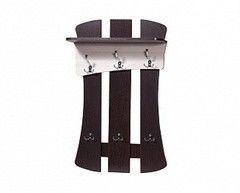 Вешалка для одежды Вешалка для одежды Мебель-Класс Нюанс-2 МК 501.03.2 (венге/дуб шамони)