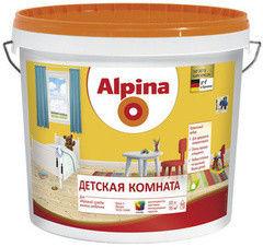 Краска Краска Alpina Детская комната 10 л База 1