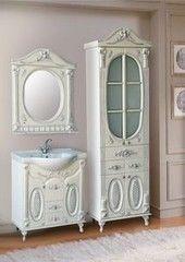 Мебель для ванной комнаты Атолл Наполеон 85/95