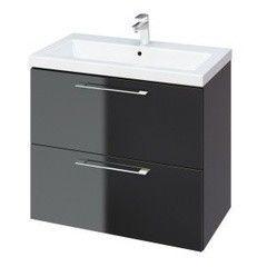 Мебель для ванной комнаты Cersanit Galaxy для умывальника Como-80