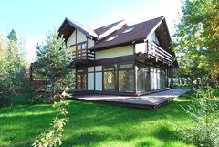 Строительство домов Дом с мансардой ИП Сопин А.В. Пример 387