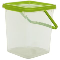Plafor Контейнер 9.1 л с ручкой Clean Box