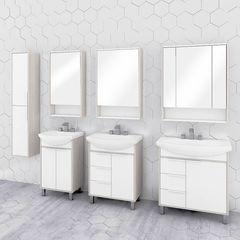 Мебель для ванной комнаты Акватон Зеркальный шкаф Рико 65 (1A215202RIB90)