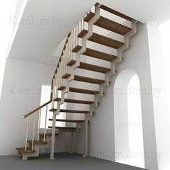 Элементы ограждений и лестниц КамЛам Каркас 1