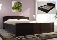 Кровать Кровать Стиль ЛДСП(А) 84х73х203.2