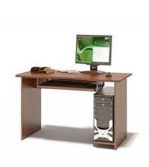 Письменный стол Сокол-Мебель КСТ-04.1 (испанский орех)