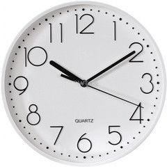 Часы Часы HAMA Настенные часы  Hama PG-220 белый [00123166]