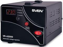 Стабилизатор напряжения Стабилизатор напряжения Sven VR-A2000