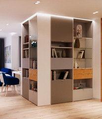 Дизайн квартир и коттеджей PuzzleHome Вариант 1