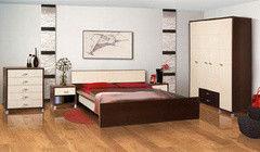 Спальня Мебель-Неман Домино (вариант комплектации 3)