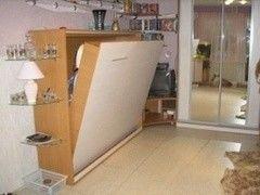Мебель-трансформер Кровать-шкаф VMM Krynichka горизонтальная (модель 27)