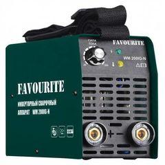Сварочный аппарат Сварочный аппарат  Сварочный аппарат Favourite WM 200IG-N