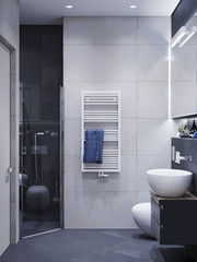 Дизайн ванной PuzzleHome Вариант 18