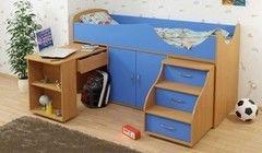 Детская комната Детская комната ИП Гусач К.В. Вариант 395