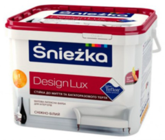 Краска Краска Sniezka Design Lux 4,7 л