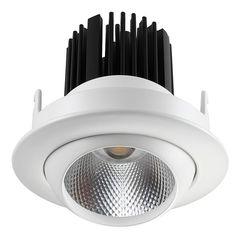 Светодиодный светильник Novotech Drum 357694