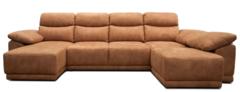 Элитная мягкая мебель Фан-Диван Беккер Plain
