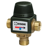 Запорная арматура Esbe Термостатический смесительный клапан VTA312 35-60˚C Kvs 1,2 арт. 31050200