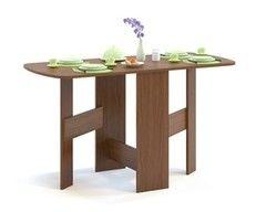 Обеденный стол Обеденный стол Сокол-Мебель СП-10 (ноче-экко)