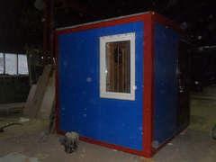 Туалетная кабина Автономные санитарные системы Санитарный модуль СМ-2.5