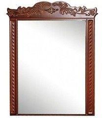 Мебель для ванной комнаты Калинковичский мебельный комбинат Зеркало Венеция КМК 0461.13 орех