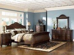 Спальня Ashley B553