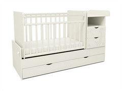 Детская кровать Детская кровать СКВ-Компани СКВ-5 «Жираф» 550031