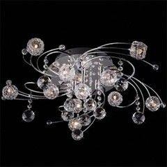 Светильник Светильник Евросвет 85033/11 хром с подсветкой