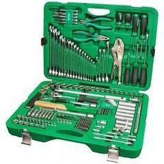 Столярный и слесарный инструмент Toptul Универсальный набор GCAI150R