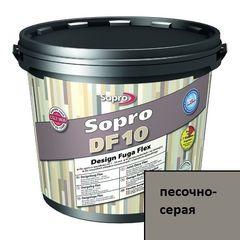 Фуга  ФУГА\Sopro DF 10 1055 (18) песочно-серая 5 кг \  шт