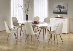 Обеденный стол Обеденный стол Halmar Edward 100х120/200