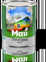 Грунтовка Грунтовка Ярославские краски Май ГФ-021 красно-коричневая, 0,9 кг